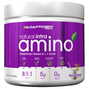 NATURAL INTRA AMINO 210g - ADAPTOGEN SCIENCE