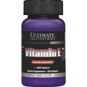 Vitamin E 100 Cápsulas - Ultimate Nutrition
