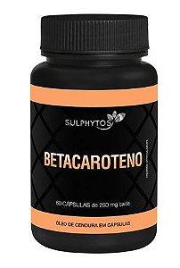 Betacaroteno 60 Cápsulas - Sulphytos