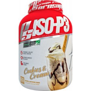 PS ISO-P3 5LBs ( 2,268KG ) - ProSupps