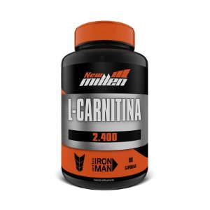 L-CARNITINA 2400 ( 90 CAPS ) - NEW MILLEN