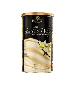 VANILLA WHEY 900g 30 DOSES - ESSENTIAL NUTRITION