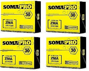 COMBO SOMA PRO ZMA (30 COMPS )  (4X) - IRIDIUM