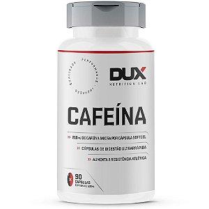 CAFEÍNA (90 CÁPSULAS) - DUX