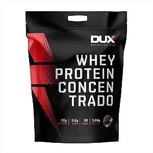 Whey Protein Concentrado - 1800g - Dux