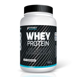 Whey Protein - 900g  - Fitfast
