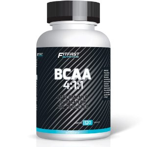 BCAA 4:1:1 120 tabletes FitFast