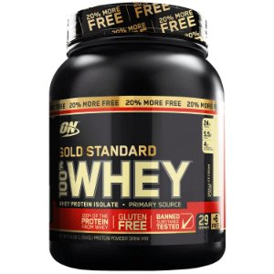 100% WHEY GOLD STANDARD  1,090 g - Optimum Nutrition