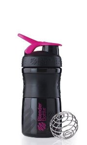 Blender Bottle SportMixer 20oz (Livre BPA) - Blender Bottle