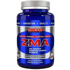 ZMA (90 Caps) - Allmax Nutrition