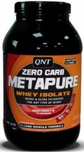 ZERO CARB METAPURE (1KG) - QNT