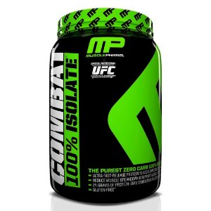 Combat 100% Isolate (907g)  - MP