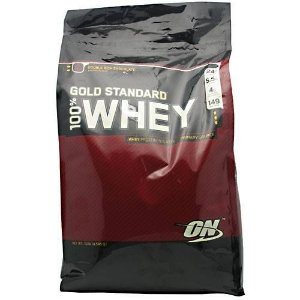 100% Whey Gold Standard (10lb - 4645g) - Optimum Nutrition
