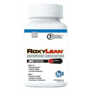 RoxyLean (60 CAPS) - BPI