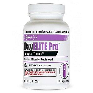 OxyElite Pro 60 cápsulas - USP Labs