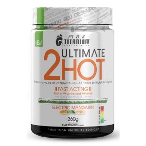 Ultimate 2HOT(360g) - max titanium