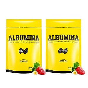 Albumina  (1KG) - Naturovos