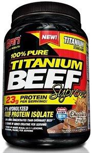 Titanium Beef Supreme Hidrolisada (753g) - SAN Nutrition
