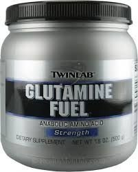 Glutamine Fuel (500g)  - Twinlab