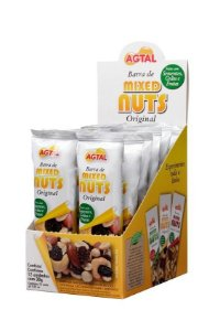 Barra de Mixed Nuts -  AGTAL