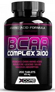 BCAA Complex 3100 (200 Caps) - Xcore