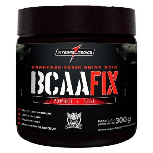 BCAA Fix Powder 5:1:1 (300g) - IntegralMedica