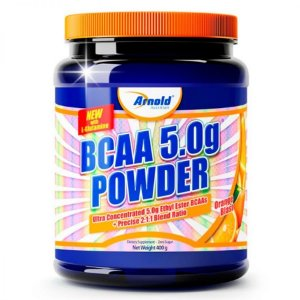 BCAA 5.0g Powder 400g - Arnold Nutrition