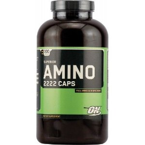 Superior Amino 2222 - Optimum Nutrition (300 caps)