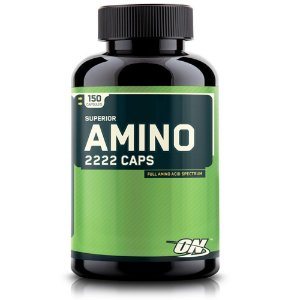 Superior Amino 2222 - Optimum Nutrition (150 caps)