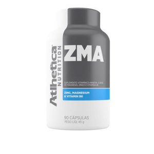 ZMA   90 Cápsulas - Atlhetica Nutrition