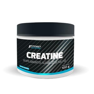 CREATINE - 100g - FIT FAST NUTRITION