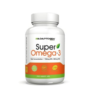 SUPER OMEGA 3 (60CAPS) - ADAPTOGEN SCIENCE