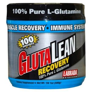 Glutamina GlutaLean Recovery - 500g - Labrada
