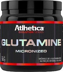 GLUTAMINE MICRONIZED - 500g - ATLHETICA NUTRITION