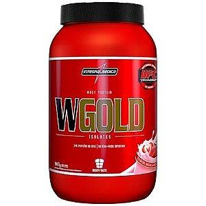 WGold whey protein 907g - Integralmédica