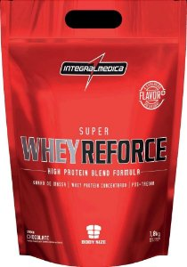 Super Whey Reforce (1,8 Kg) - integralmedica