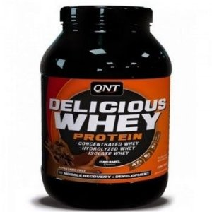 Delicious 100% Whey (2,2kg) - QNT