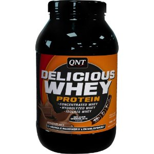 Delicious 100% Whey (1kg) - QNT