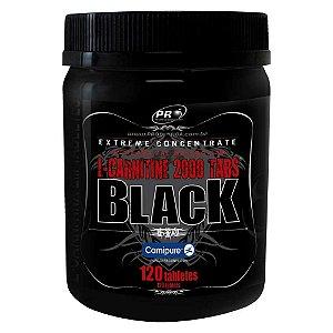 L-CARNITINE BLACK PROBIÓTICA (120 CÁPSULAS) - PROBIOTICA
