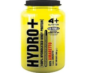 Hydro + (900g) - 4 Plus Nutrition