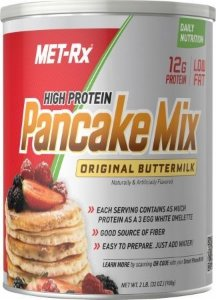 HIGH PROTEIN PANCAKE MIX ORIGINAL(908 g) - MET - Rx
