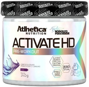 Activate HD (300g) Rodolfo Peres - Atlhetica