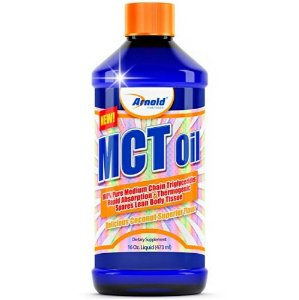 MCT Oil (473ml) - Arnold Nutrition