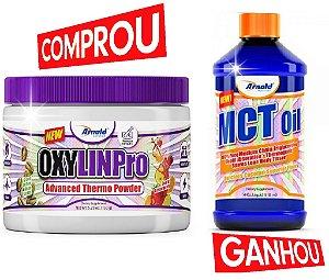 OXYLINPro(em pó) + MCT Oil - combo