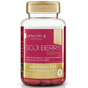 Goji Berry  1000mg (60 cápsulas) - Upnutri