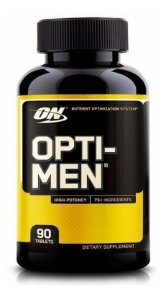 Opti-men – 90 cápsulas – Optimum Nutrition