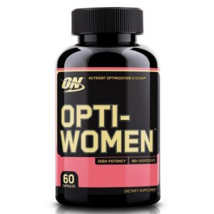 Opti-Women  60 Cápsulas - Optimum Nutrition