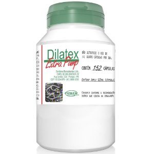 DILATEX EXTRA PUMP (152 CAPS) - POWER SUPLEMENTS