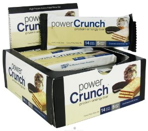 power crunch - Barra de Proteína