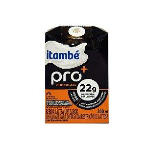 Itambé Pro Bebida Láctea 200ml - Itambé